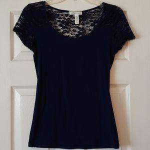 Short Sleeved Cotton T-Shirt